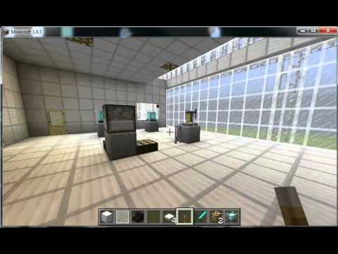Advanced Technology Centre - Minecraft Style