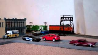 athearn ho scale cf7 run by