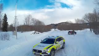 Winter Trucking in Norway,Sweden, Finland and Denmark Vol 6