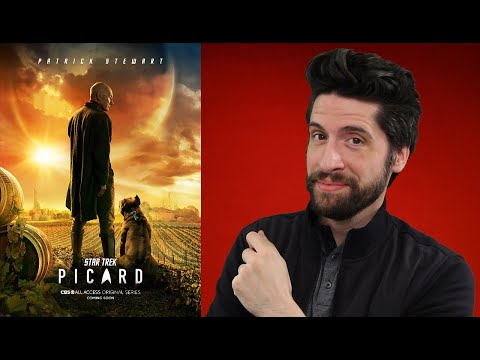 Star Trek: Picard - Season 1 (My Thoughts)