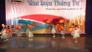 Trường Tiểu học Phước Hòa 1 - Chim Sơn Ca trên đảo Trường Sa - Lớp 4/2
