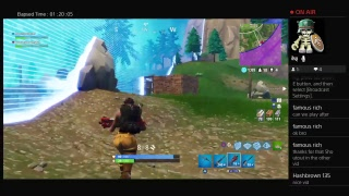 Ps4 FORTNITE New point of intrest LUCKY LANDING and more