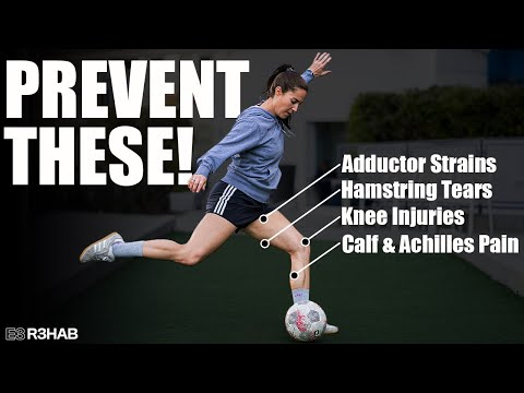How to prevent injuries the BEST injury prevention exercises
