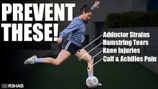 How to prevent injขries - the BEST injury prevention exercises