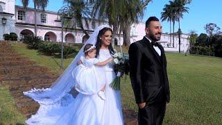 اول طلة بفستان العرس! ردة فعل زوجي لما شافني (مؤثر)❤️