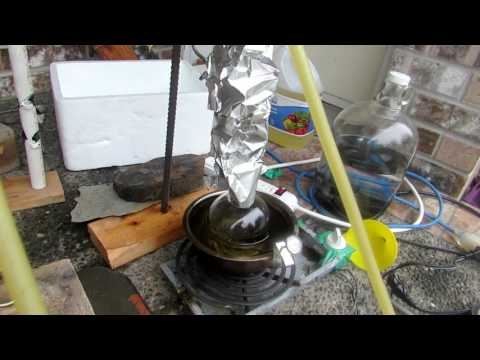 How to Distill Ethanol to 95%