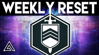 Destiny Weekly Reset - Raid Challenge, Nightfall, PoE & More | 23rd August