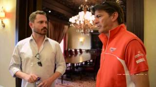 A Quick Chat With Marussia F1's Graeme Lowdon