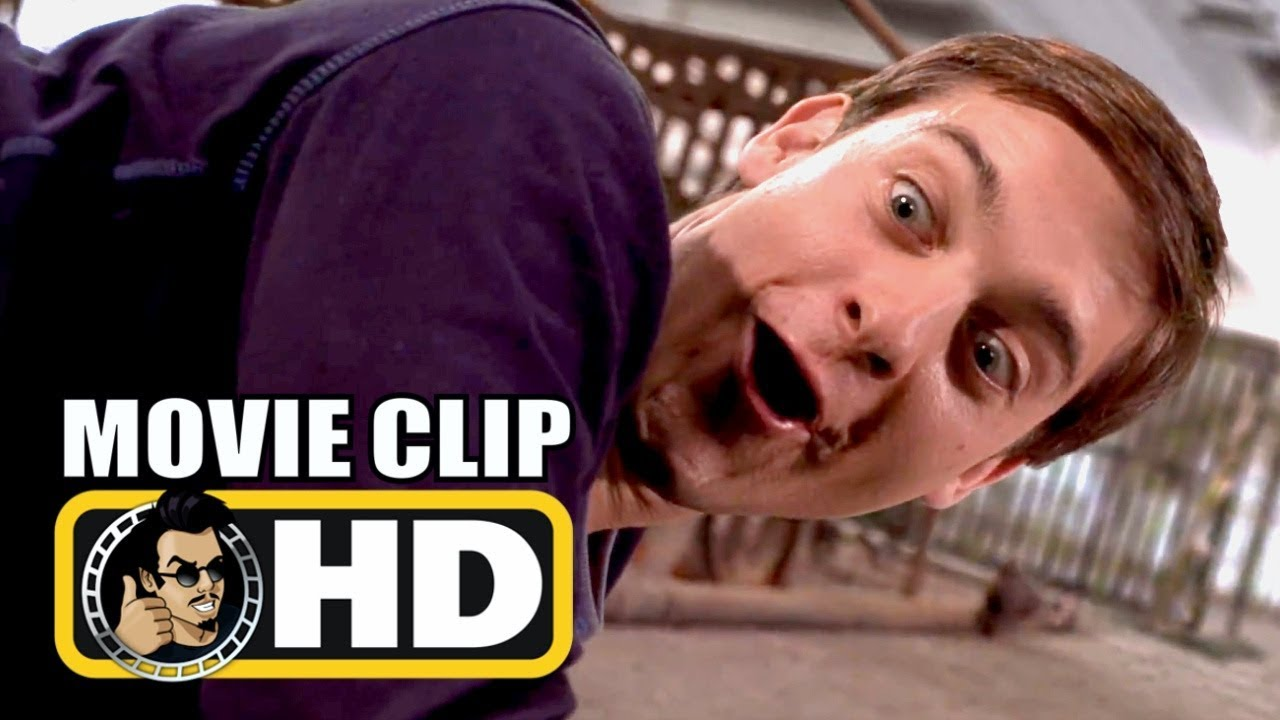 SPIDER-MAN (2002) 5 Movie Clips + Classic Trailer | Tobey Maguire Marvel Superhero HD