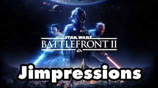 Star Wars Battlefront II - Gamblefront (Jimpressions) (Video Game Video Review)