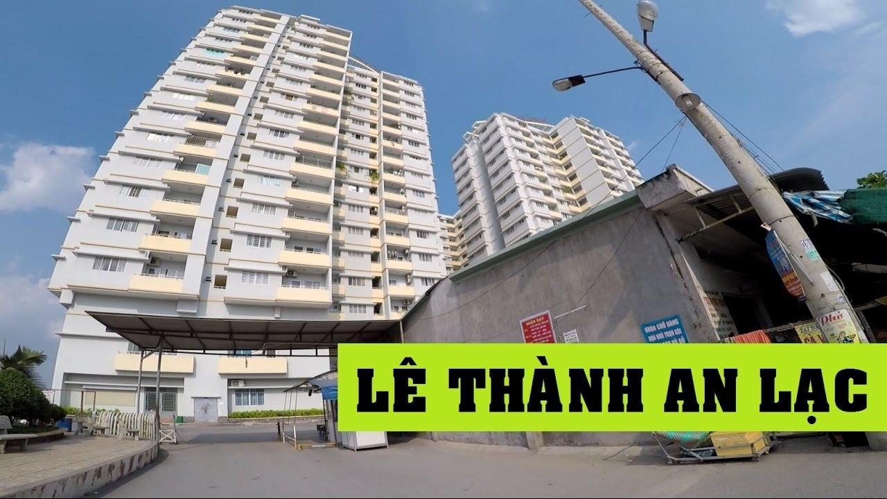 Chung cư Lê Thành An Dương Vương, An Lạc, Quận Bình Tân – Land Go Now ✔