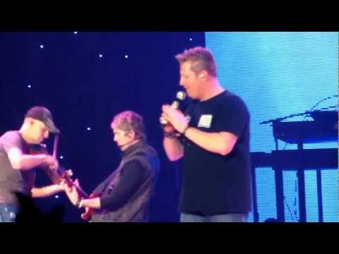 "Rascal Flatts ""These Days"" Live at Rupp Arena. Lexington, KY 2-8-13"
