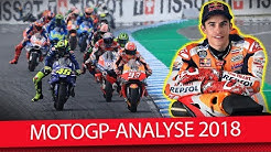 Wer war der beste Fahrer? - MotoGP 2018 (Analyse)