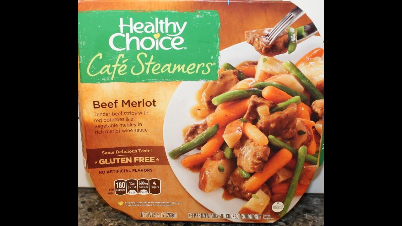 Steamers Beef Merlot Review