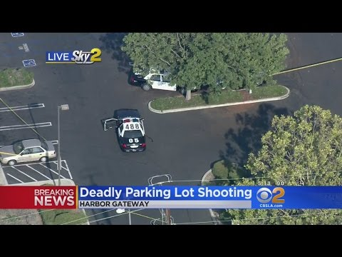Innocent Bystander Gunned Down In Harbor Gateway Parking Lot