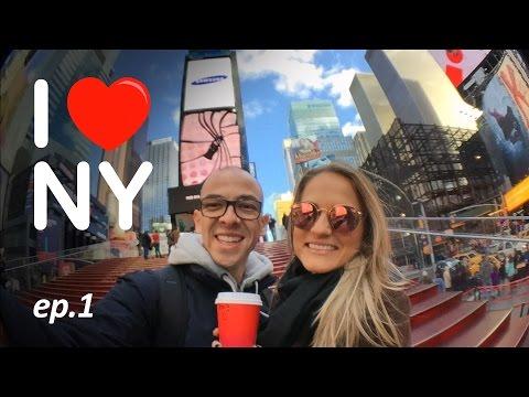 Um dia em Nova York - o que fazer? - ep.1
