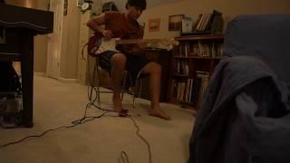 Childish Gambino- Feels Like Summer (Guitar Loop Cover)