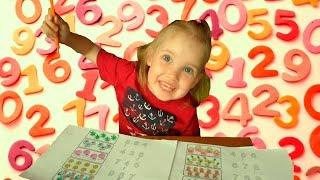 Обучение счету и развитие внимания/Развивающие занятия для детей 2-3 лет