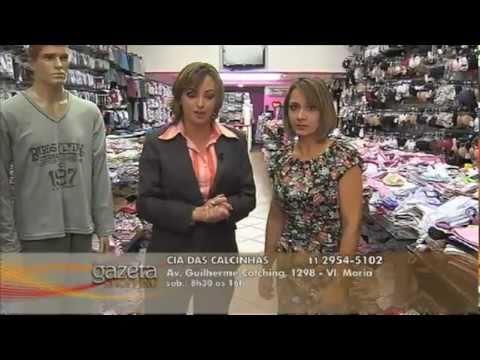 4c99f6f71 Companhia das Calcinhas - Gazeta Shopping - YouTube