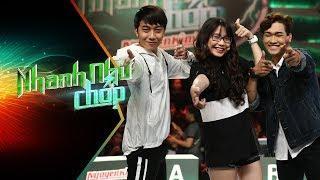 Trường GIang - Hari Won Chặt Chém Team Cris Tơi Tả | Nhanh Như Chớp | Tập 32 Full HD