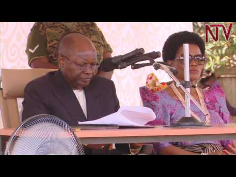 Kabaka Mutebi calls for empowering women to prevent domestic violence