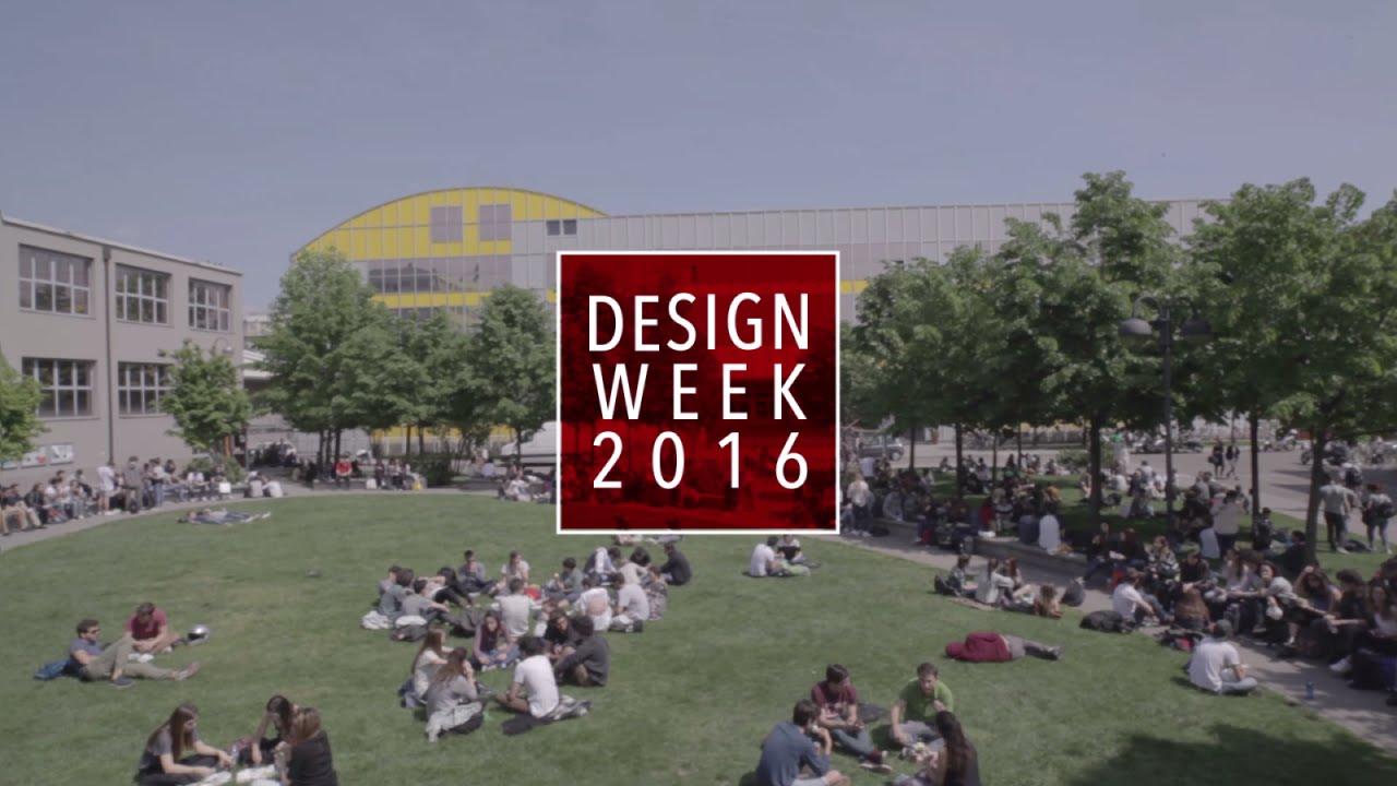 Design Week 2016 - POLIMI Design System - YouTube