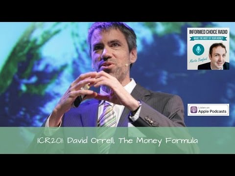 ICR201: David Orrell, The Money Formula