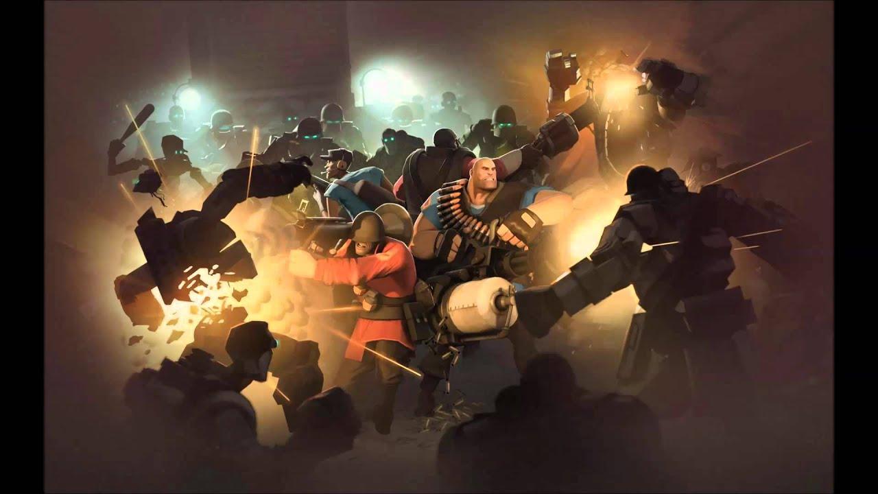 team fortress 2: mvm theme - YouTube