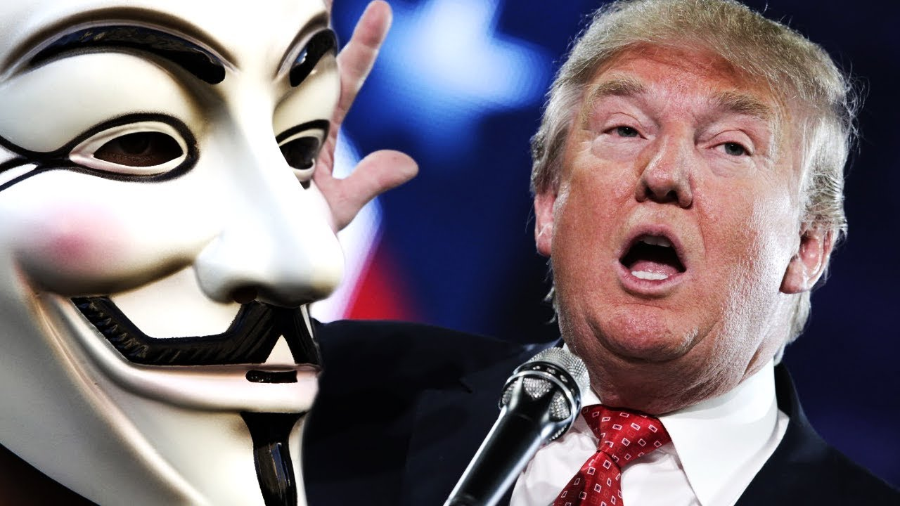 Anonymous - What They Aren't Telling You! (Donald Trump Russia Sanctions & CONGRESS POWER T