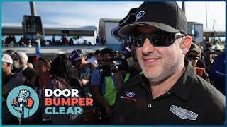 Door Bumper Clear: Tony Stewart's Comments on Developing Young Talent