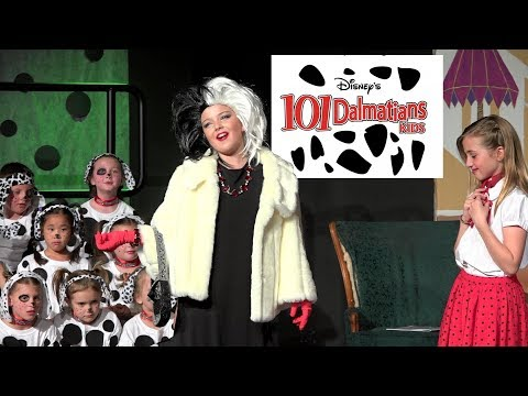 101 Dalmatians Kids | with Blakely Bjerken as Cruella de Vil