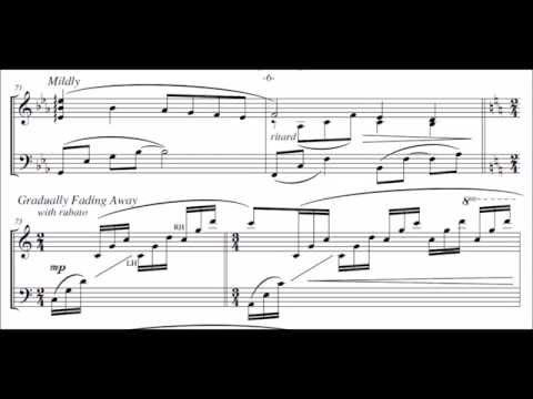 On Eagles' Wings - Piano Sheet Music (Marcus Bitter)