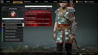 God of War 4 - New Game+ - Nuevo nivel de rareza de armaduras: PERFECTO