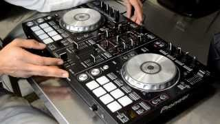 Pioneer DDJ-SR Professional & Compact Serato DJ Controller Review Video