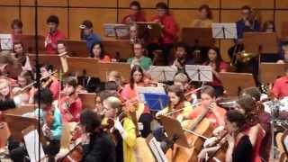 Orchestre du collège de Genève - le beau Danube bleu, Richard Strauss II