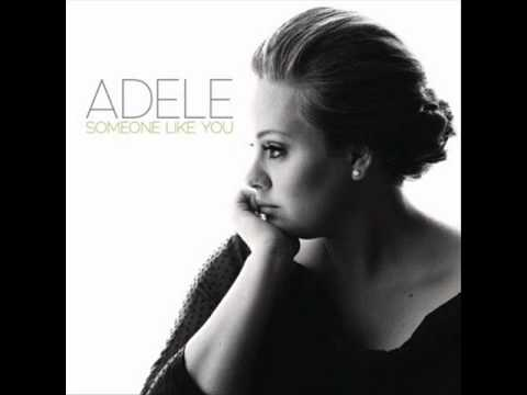Adele someone like you минус скачать