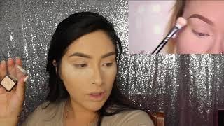 i follow nikkietutorials makeup  tutorial/ sigo el tutorial de nikkietutorials