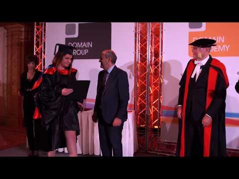 Domain Academy Graduation 2017