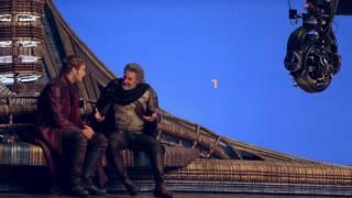 Съёмки фильма - Стражи галактики 2 [HD] 2017