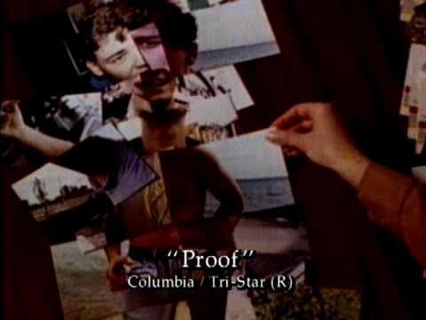 Proof (1991) Trailer