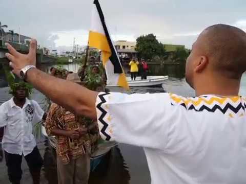Garifuna Settlement Day Rocks Belize City
