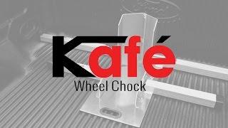 Kafe Adjustable Motorcycle Wheel Chock