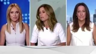 Channel 9 News host has meltdown over same coloured dress