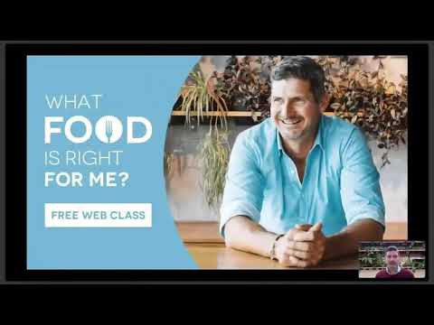 What Food Is Right For Me? Presented By Ben Warren