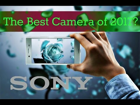 Sony XZ Premium Hands on Review - The Best Smartphone Camera of 2017?