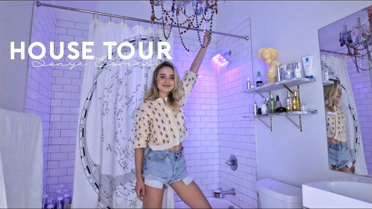 HOUSE TOUR ♡ Тур по моему дому в ЛА.