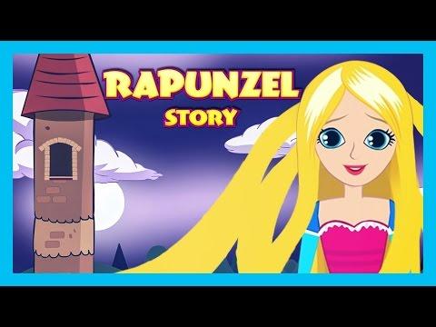 นิทานเด็ก ราพันเซลเจ้าหญิงผมยาว Rapunzel Story | สองภาษา