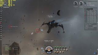 EVE Online GTX 1050 Gameplay FPS Test
