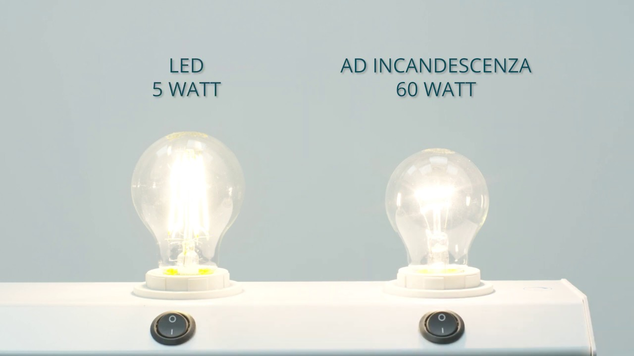 Differenza Tra Luce Led E Alogena.Confronta I Lumen Con I Watt Lampadadiretta