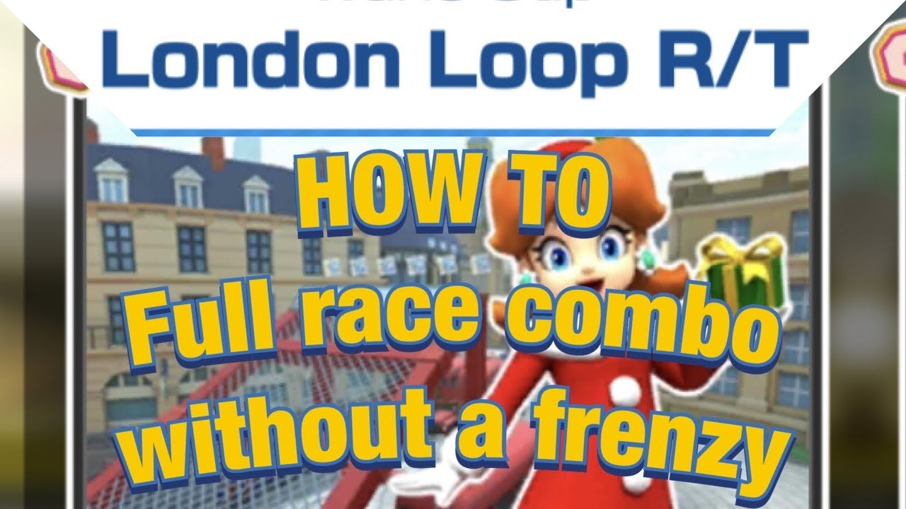 London Loop R T Tutorial How To Combo 105 Combo